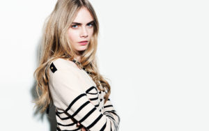 Hot Cara Delevingne Wallpapers 300x188 - Cara Delevingne Top Modeling Outdoors