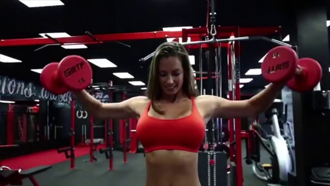 Janna Breslin Fitness Pictures