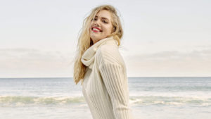 Kate Upton By The Sea