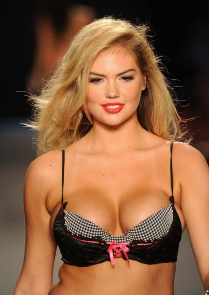 Kate Upton Hot Bra