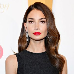 Lily Aldridge Hot Red Lips 300x300 - Lily Aldridge Hot Blue Bikini