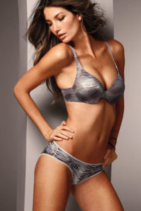 Lily Aldridge Hot Underwear Modeling 200x300 - Lily Aldridge Red Hot Lips