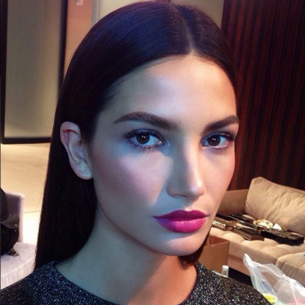 Lily Aldridge Lipstick 1024x1024 - Lily Aldridge Net Worth, Pics, Wallpapers, Career and Biography