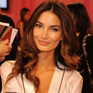 Lily Aldridge Photo 300x300 - Lily Aldridge Red Hot Lips