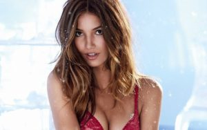 Lily Aldridge Wallpapers 300x188 - Nice Smile Lily Aldridge