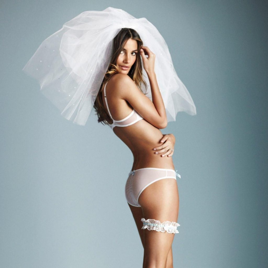 Lily Aldridge White Underwear 1024x1024 - Lily Aldridge Net Worth, Pics, Wallpapers, Career and Biography