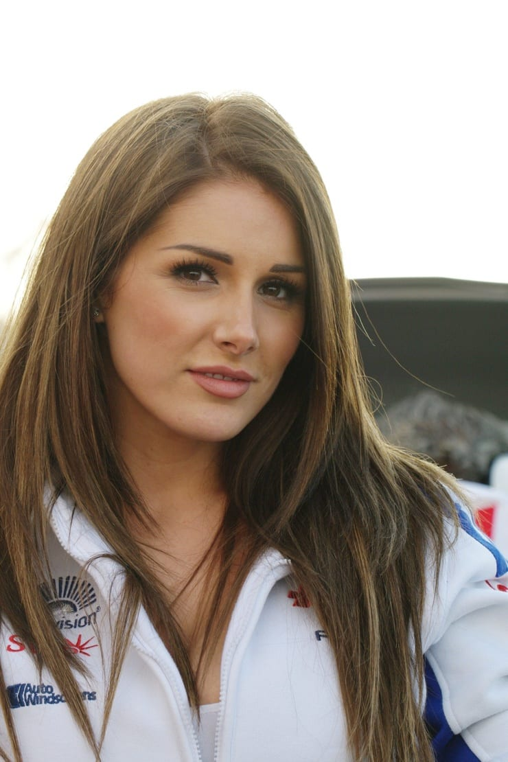 Lucy Pinder Face Pic - Lucy Pinder Face Pic