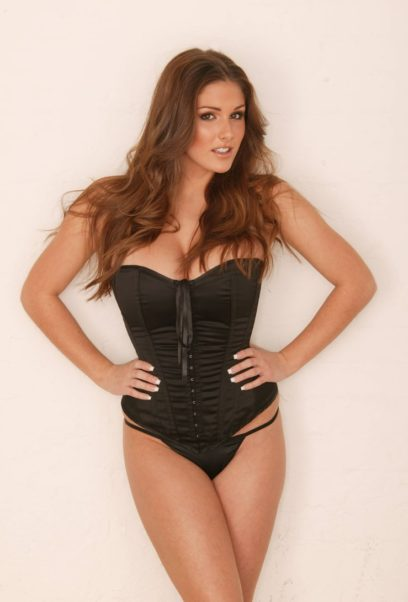 Lucy Pinder Hot Lingerie Pictures