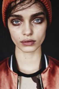 Luma Grothe Smoky Eyes 200x300 - Luma Grothe Black & White Face Pics