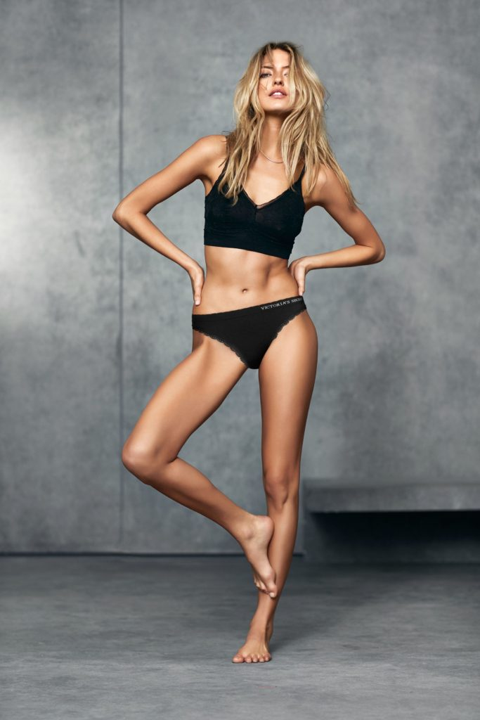 Martha Hunt Black Underwear Pics 683x1024 - Martha Hunt Black Underwear Pics