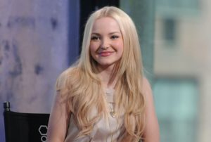 Nice Smile Dove Cameron 300x202 - Dove Cameron Hot Red Lips