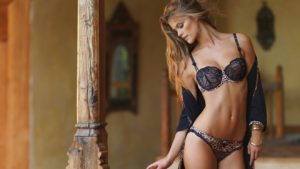 Nina Agdal Hot Underwears Photos 300x169 - Nina Agdal Hot Bikini Wallpaper