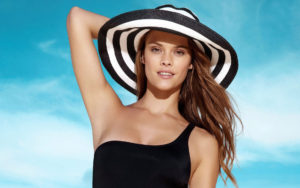 Nina Agdal Tropic Wallpaper 300x188 - Nina Agdal Hot Bikini Wallpaper