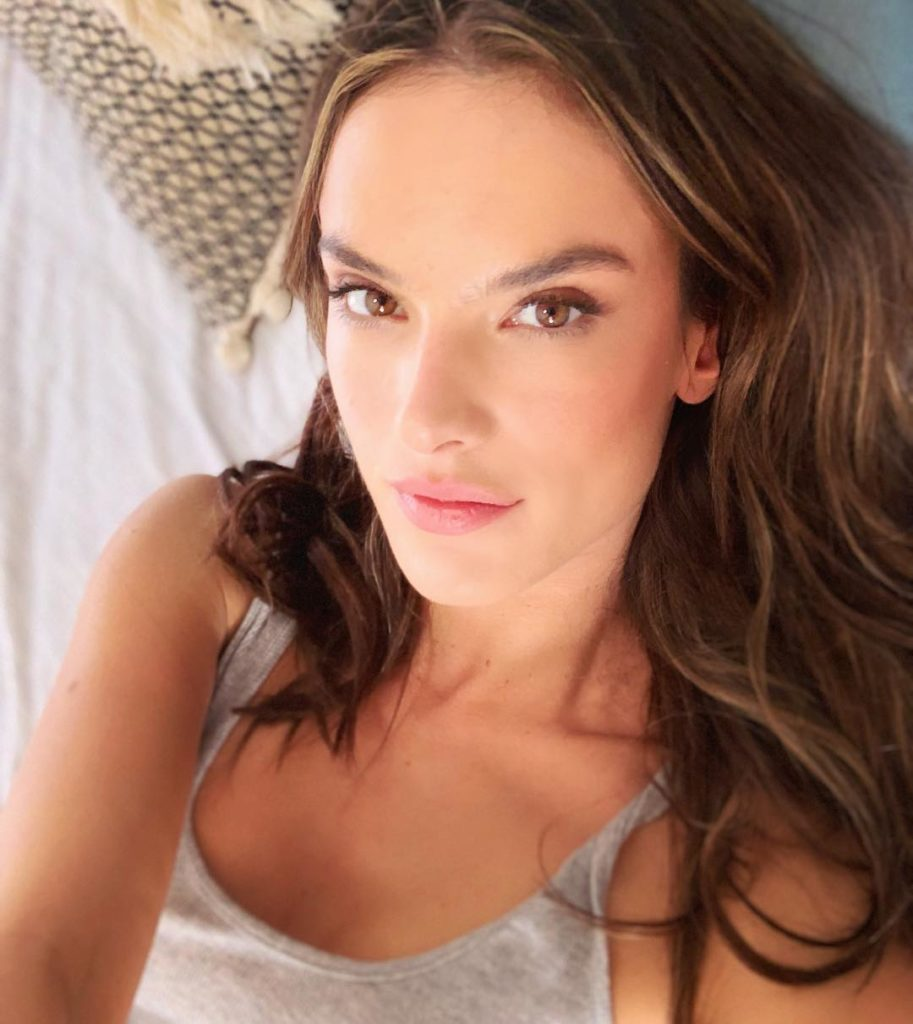 Pretty Alessandra Ambrosio - Alessandra Ambrosio Net Worth, Pics, Wallpapers, Career and Biography