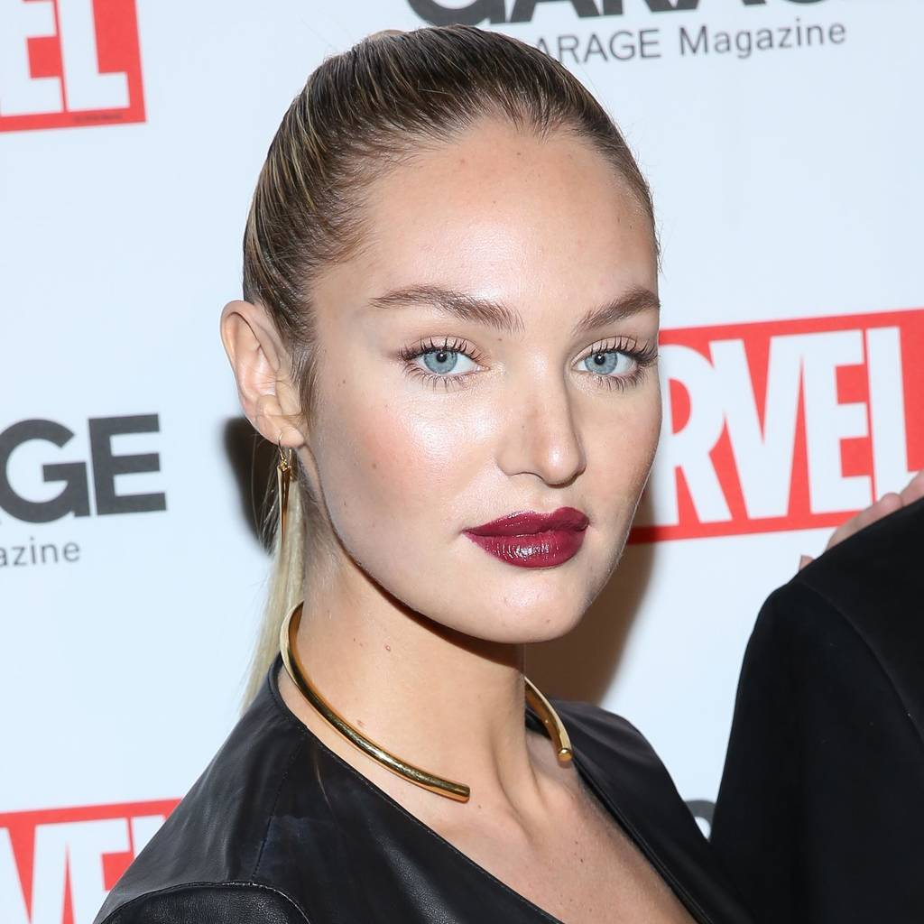 Pretty Face Candice Swanepoel - Candice Swanepoel Hot Blue Eyes