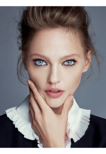 Sasha Pivovarova Face Images 207x300 - Sasha Pivovarova Photo