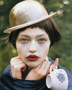 Sasha Pivovarova Top Mdeling Outdoors 240x300 - Sasha Pivovarova Photo