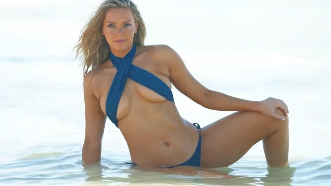 Super Hot Bikini Model Camille Kostek