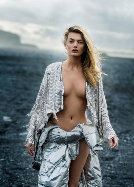 Top Model Bregje Heinen Pictures