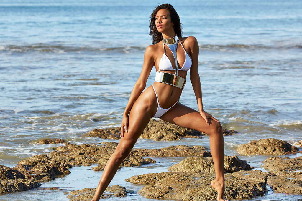 Bikini Top Modeling Lais Ribeiro 1024x683 - Lais Ribeiro Net Worth, Pics, Wallpapers, Career and Biography