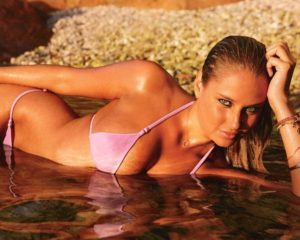 Blonde Beauty Genevieve Morton Wallpaper 300x240 - Genevieve Morton Beauty Wallpaper