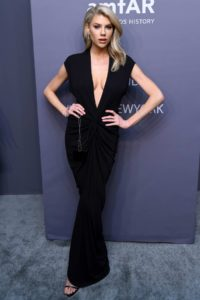 Charlotte McKinney Hot Black Gala Dress 200x300 - Beautiful Charlotte McKinney