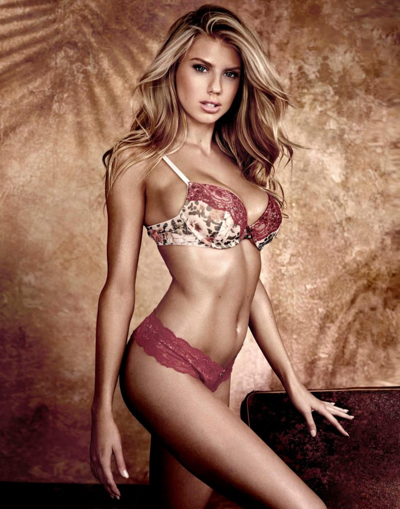 Charlotte McKinney Hot Pink Lingerie 805x1024 - Charlotte McKinney Net Worth, Pics, Wallpapers, Career and Biography
