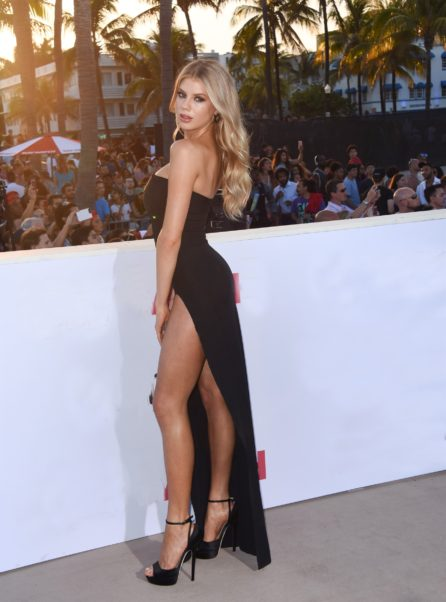 Charlotte McKinney Perfect Legs Images