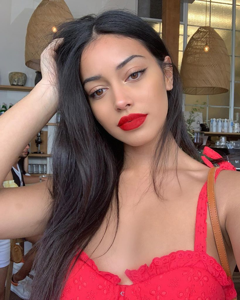 Cindy Kimberly Hot Red Dress 819x1024 - Cindy Kimberly Net Worth, Pics, Wallpapers, Career and Biography
