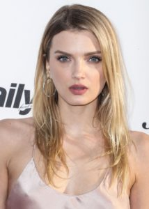 Cool Lily Donaldson 214x300 - Lily Donaldson Posing On Sands Wallpaper Pics