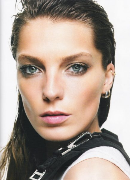 Daria Werbowy Beautiful Eyes