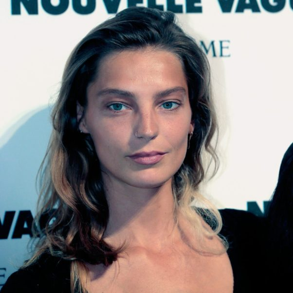 Daria Werbowy Face Picture