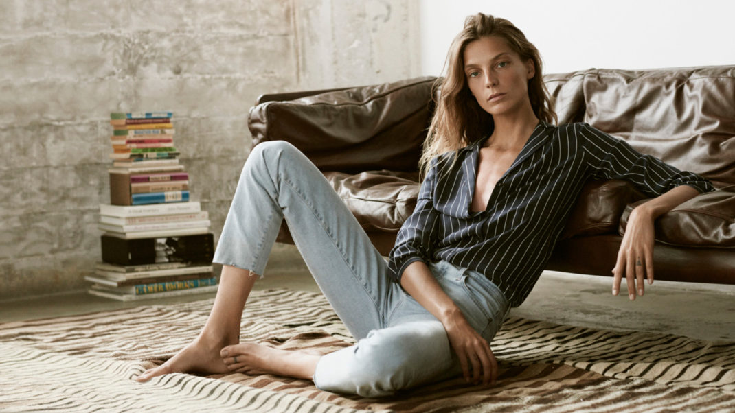Daria Werbowy Home Style