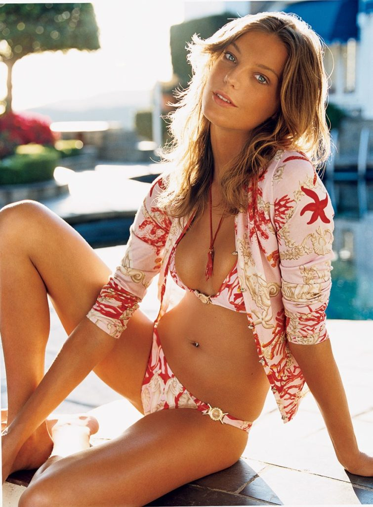 Daria Werbowy Hot Bikini 755x1024 - Daria Werbowy Net Worth, Pics, Wallpapers, Career and Biography