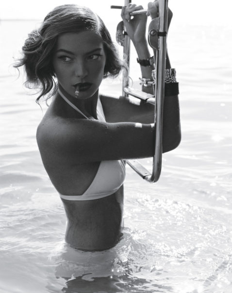 Daria Werbowy Hot Photo Shoot