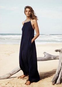 Daria Werbowy Top Modeling By The Sea