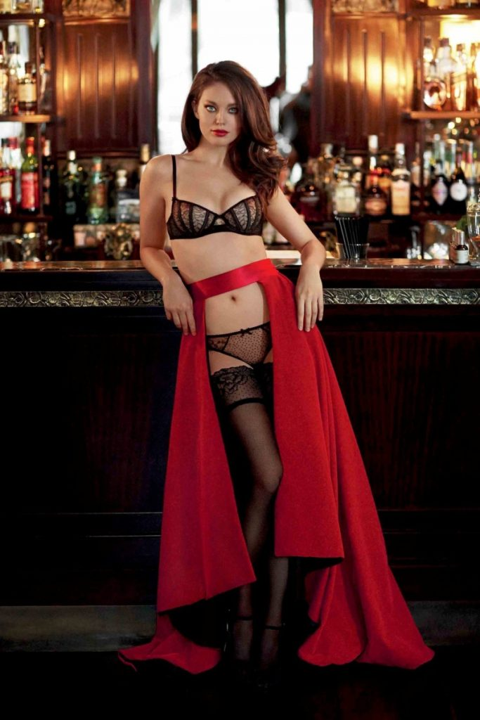 Emily DiDonato Hot Lingerie 683x1024 - Emily DiDonato Net Worth, Pics, Wallpapers, Career and Biography