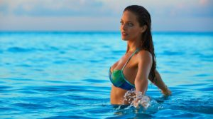Emily DiDonato Troppic Bikini Wallpaper 300x167 - Emily DiDonato Wallpapers