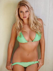 Genevieve Morton Hot Green Bikini 225x300 - Genevieve Morton Beauty Wallpaper