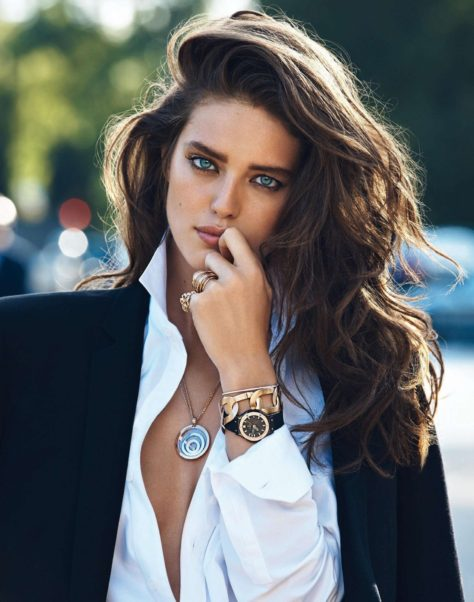 Hot Top Model Emily DiDonato