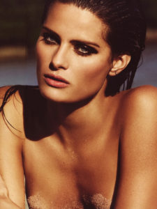 Isabeli Fontana Photo 225x300 - Isabeli Fontana Smoky Eyes