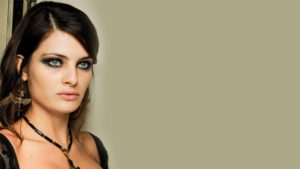 Isabeli Fontana Smoky Eyes 300x169 - Hot Brunette Model Isabeli Fontana