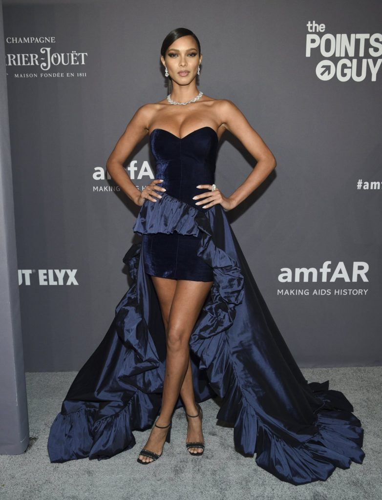Lais Ribeiro Gala Dress 782x1024 - Lais Ribeiro Net Worth, Pics, Wallpapers, Career and Biography