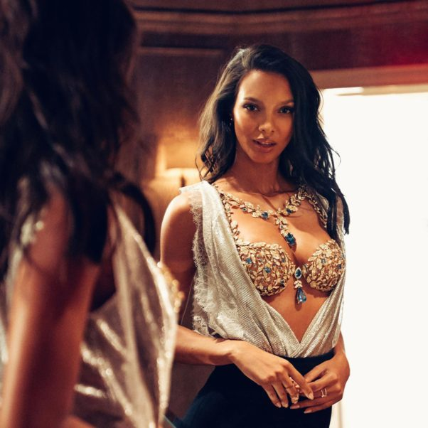 Lais Ribeiro Hot Bra Images