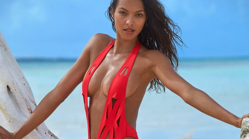 Lais Ribeiro Hot Swimwear Wallpaper 1024x570 - Lais Ribeiro Net Worth, Pics, Wallpapers, Career and Biography