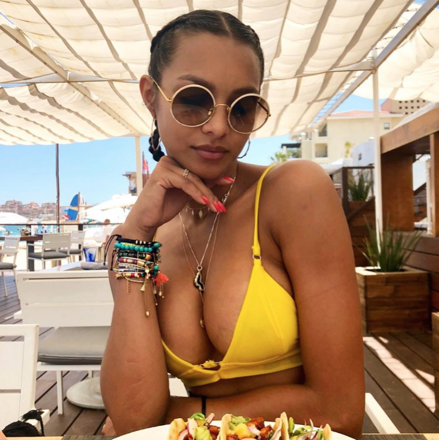 Lais Ribeiro Sunglasses - Lais Ribeiro Net Worth, Pics, Wallpapers, Career and Biography