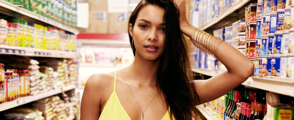 Lais Ribeiro Wallpaper 1024x420 - Lais Ribeiro Net Worth, Pics, Wallpapers, Career and Biography