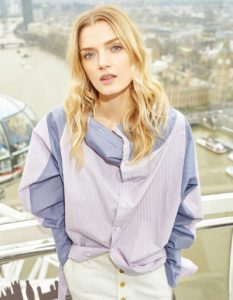 Lily Donaldson Images 233x300 - Lily Donaldson Img