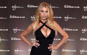 Pictures Of Charlotte McKinney 300x189 - Charlotte McKinney Hot Purple Lingerie