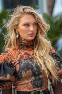 Romee Strijd Cannes 200x300 - Romee Strijd Cannes Film Festival